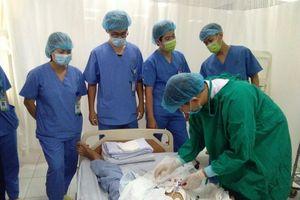 Cứu sống bệnh nhân viêm tụy cấp nhập viện trong tình trạng nguy kịch