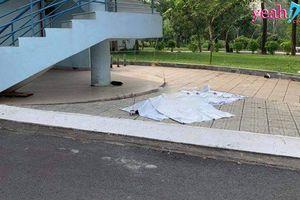 Nam sinh viên trường Đại học Công nghệ Thông tin để lại balo trên sân thượng nhảy lầu tự tử