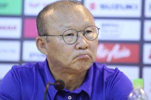 HLV Park Hang-seo sẽ chia tay đội tuyển Việt Nam tại một số giải đấu trong năm 2019