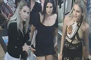 Hai cô gái xinh đẹp gây sốc khi trộm nhiều 'đồ chơi người lớn' trong siêu thị rồi tẩu thoát