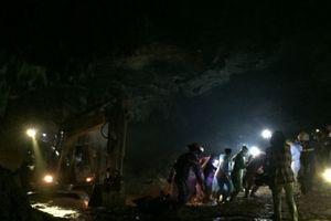 Tìm thấy nạn nhân cuối cùng trong vụ sập hang vàng