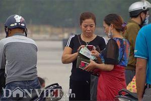 Ngỡ ngàng trước cách 'phát hành' vé Việt Nam vs Malaysia ở chợ đen
