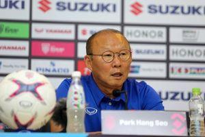 HLV Park Hang Seo: 'Chúng tôi đã hiểu Malaysia và sẽ có đấu pháp hợp lý'