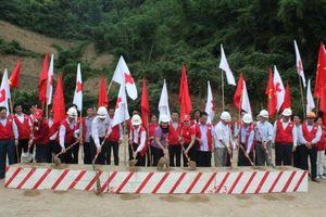 Thanh Hóa: Xây dựng 84 ngôi nhà Chữ thập đỏ tại huyện Quan Hóa