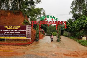 Phú Thọ: Tháo dỡ các công trình xây dựng trái phép trong Khu di tích lịch sử Đền Hùng