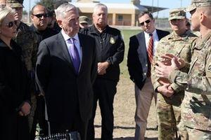 Bộ trưởng Quốc phòng Mỹ: Việc triển khai quân đến biên giới là hợp lý