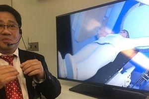 Khánh thành Trung tâm Điều trị ung thư Hi vọng hơn 120 tỉ đồng