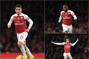 Ngôi sao xuất sắc nhất Arsenal kể từ đầu mùa: Tân binh rực sáng