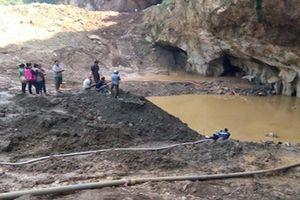 Tìm thấy thi thể cuối cùng vụ sập hầm vàng tại Hòa Bình