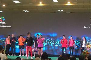 Nhiều thương hiệu lớn quy tụ tại Việt Nam Sport Show 2018