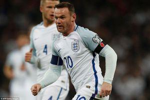 Tuyển Anh tri ân Wayne Rooney: Số 10 và tấm băng đội trưởng