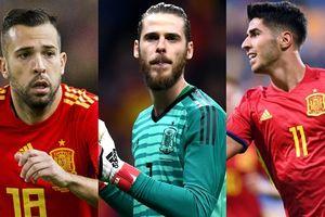 Đội hình 'siêu tấn công' của Tây Ban Nha trước Croatia