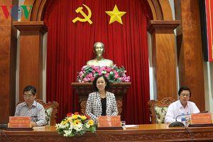 Góp ý xây dựng kế hoạch số 10 của Bộ Chính trị
