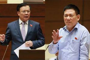 Tổng Kiểm toán Nhà nước tranh luận với Bộ trưởng Tài chính