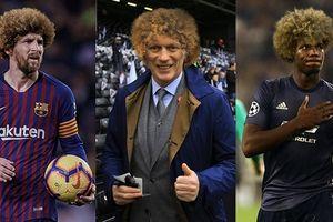 Biếm họa 24h: Thế giới bóng đá 'thương nhớ' mái tóc xù của Fellaini