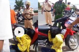 CSGT bắn người phụ nữ vi phạm giao thông bị thương ở Phú Yên