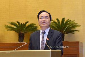 Bộ trưởng Phùng Xuân Nhạ: Nghiên cứu một cách thật sự, cẩn thận về triết lý giáo dục