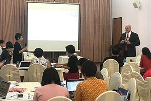 Hà Nội: Tập huấn tuyên truyền về HIV/AIDS cho phóng viên, nhà báo