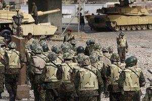 Ai Cập cùng 5 quốc gia Ả Rập tổ chức các cuộc tập trận chiến tranh