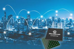 Microchip ra công nghệ hỗ trợ 'tăng tốc' Internet of Things