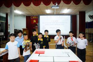 16 đội đại diện Việt Nam tham gia Vòng chung kết robot thế giới