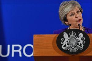 Thủ tướng Anh Theresa May: Nước Anh sẽ 'ly hôn' EU vào tháng 3/2019