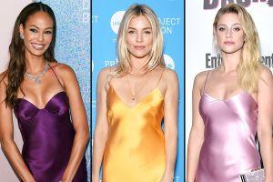 Mỹ nhân Hollywood lăng xê váy hai dây gợi cảm