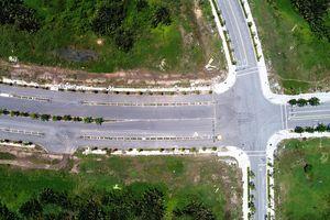 Cận cảnh 4 tuyến đường 12.000 tỷ ở Thủ Thiêm do ông Tất Thành Cang ký