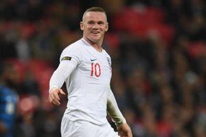 Sao MU ghi bàn đẹp, tuyển Anh đè bẹp đội Mỹ ở trận tri ân Rooney