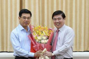 Ông Nguyễn Văn Dũng làm Chủ tịch UBND quận 1 TP.HCM