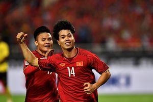Tại sao tín hiệu trận đấu Việt Nam - Malaysia ở AFF Cup bị gián đoạn?