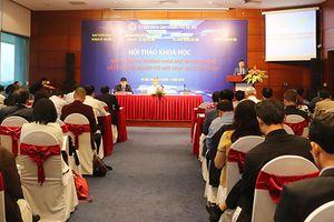 Viện Nghiên cứu phát triển kinh tế - xã hội Hà Nội: Đổi mới, nâng cao chất lượng tham mưu chính sách