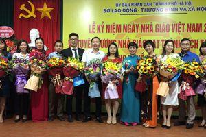Hà Nội tuyên dương nhà giáo giáo dục nghề nghiệp đạt thành tích cao
