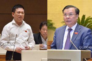 Tranh luận nóng giữa Tổng Kiểm toán Nhà nước và Bộ trưởng Tài chính về thu thuế