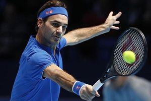 Thắng dễ Anderson 2 - 0, Federer giành vé vào bán kết ATP Finals 2018