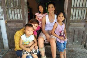 LD18134: Tai nạn bất ngờ, cả gia đình lâm vào túng quẫn