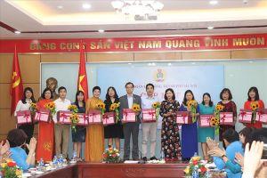 Chủ tịch LĐLĐ TP. Hà Nội: Tự hào về những cống hiến của đội ngũ các nhà giáo Thủ đô