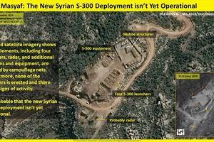 Công ty vệ tinh Israel 'bóc' sự thật về hoạt động của S-300 ở Syria