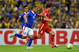 Nhìn lại chiến thắng gần nhất của Việt Nam trước Malaysia tại AFF Cup