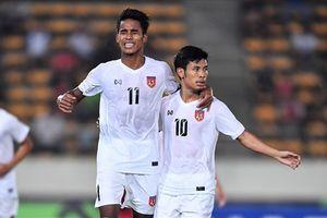 Toàn thắng 2 trận, ĐT Việt Nam vẫn xếp sau Myanmar