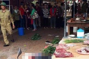 Người phụ nữ bán đậu bị bắn: Từng nhắn tin đe dọa