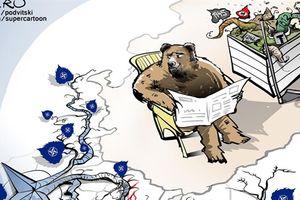 Nga cứ phòng thủ, NATO vẫn tiến về phía Đông