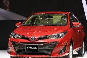 Toyota 'gặt hái' giải thưởng ô tô an toàn