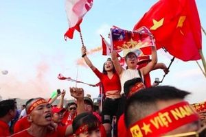AFF Cup: Fan Việt nhuộm đỏ Facebook trước trận Việt Nam - Malaysia