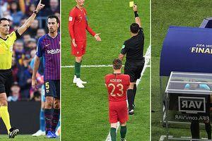Premier League chuẩn bị áp dụng công nghệ VAR