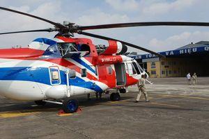 Russia Helicopter giới thiệu và bay trình diễn trực thăng Ansat và Mi-171A2 tại Việt Nam