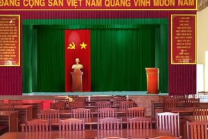 Vụ nhiều cán bộ ở Bình Định đi họp nửa buổi bỏ về: Do có chuyện đột xuất (?)