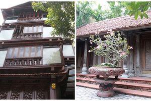Choáng ngợp những căn nhà gỗ trăm tỷ của đại gia Việt