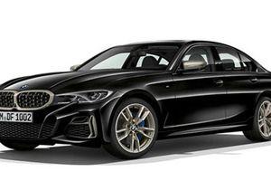 BMW M340i 2020 mạnh tới 382 mã lực sắp ra mắt