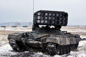 Kỳ lạ khẩu pháo đặc biệt nằm ngoài biên chế pháo binh Nga